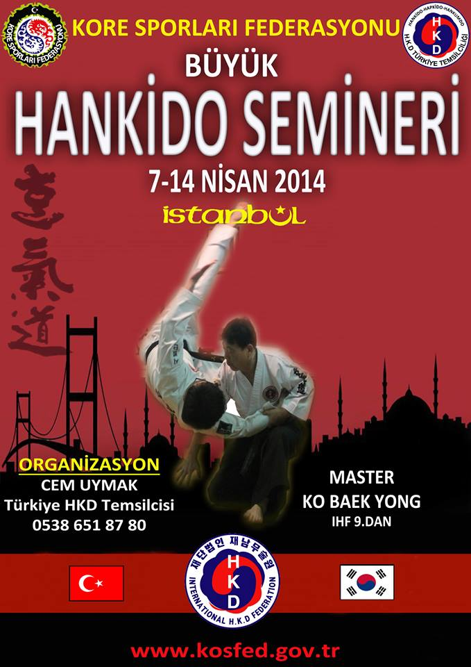 HANK�DO Semineri Sona Erdi