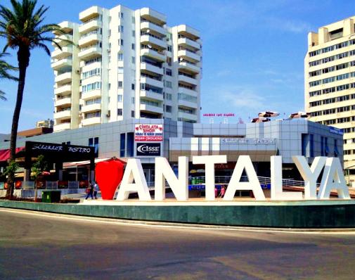 Antalya da Yeni Subemizi Açıyoruz.
