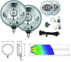 500FF sürücü sis lambası SET