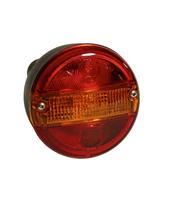 3 Kammerleuchte LED rund